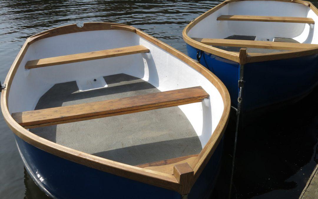Helston Lake Punts Refit