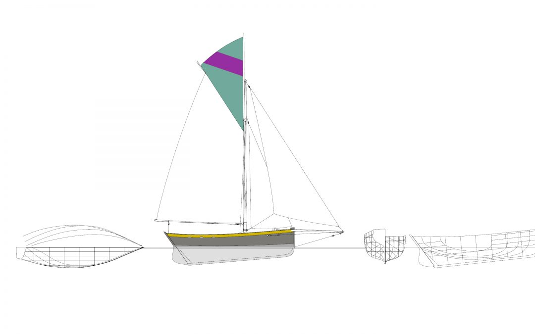 1884 Working boat – Ajax